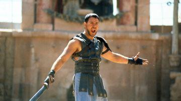 Russell Crowe en sus años lozanos