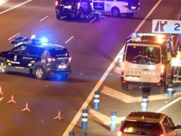 <p>Una mujer muere atropellada en la autopista del sur de Gran Canaria</p>