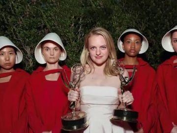 <p>Conoce a Elisabeth Moss, la protagonista de 'El cuento de la criada'</p>
