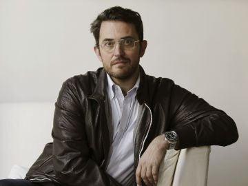 El periodista Maxim Huerta