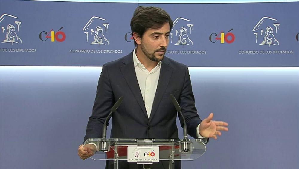 """<p>Ciudadanos ve """"correcto"""" el perfil del Gobierno de Sánchez, pero sin proyecto</p>"""