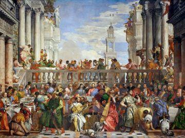 Bodas de Caná de Paolo Veronese