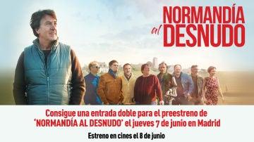 Concurso 'Normandía al desnudo'