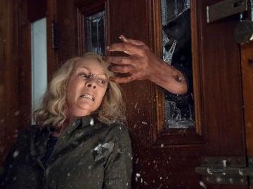 Jamie Lee Curtis en 'La noche de Halloween'