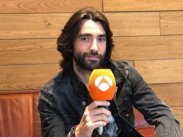 """Aitor Luna: """"Soy más reivindicativo gracias a Arnau"""""""