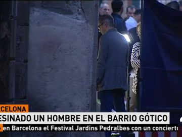 ASESINADO BARCELONA 06.26