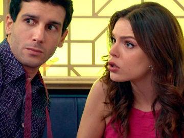 Ignacio, a punto de traicionar a María