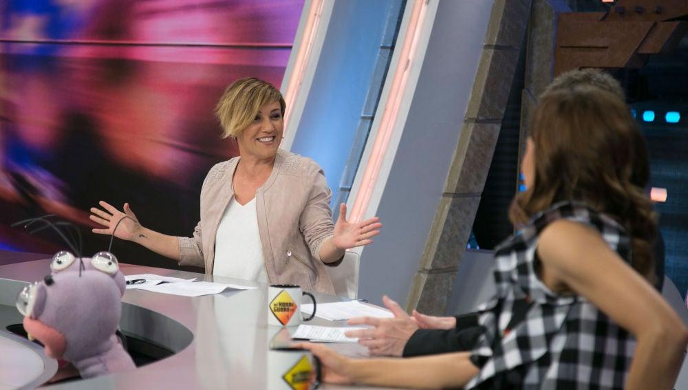 Cristina Pardo recuerda en 'El Hormiguero 3.0' los mejores momentos de Mariano Rajoy