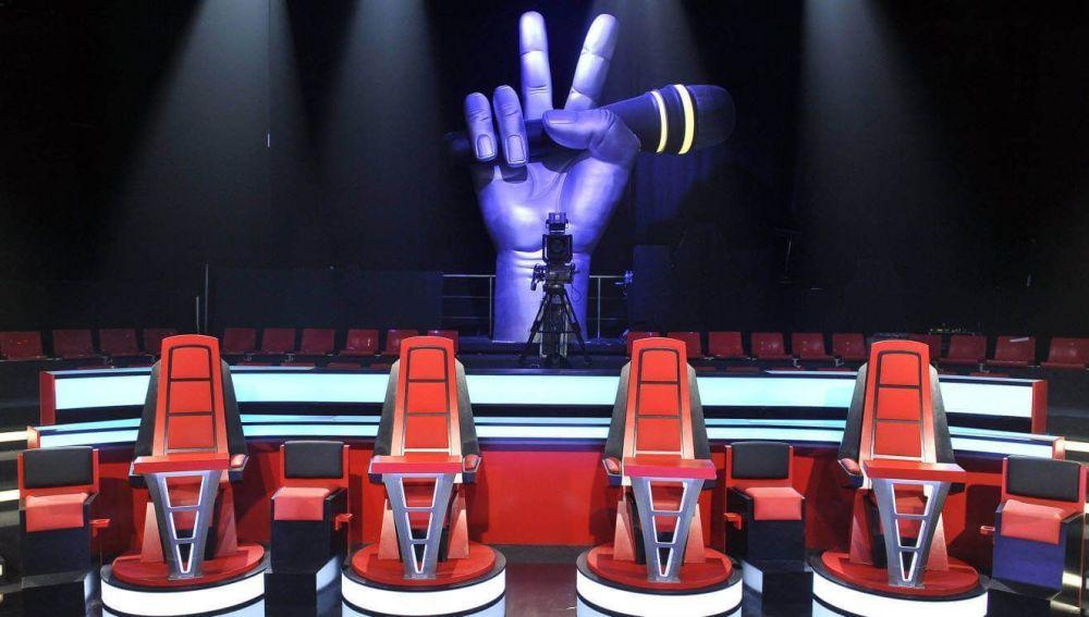 'La Voz' llega a Atresmedia