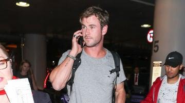Chris Hemsworth en Los Angeles