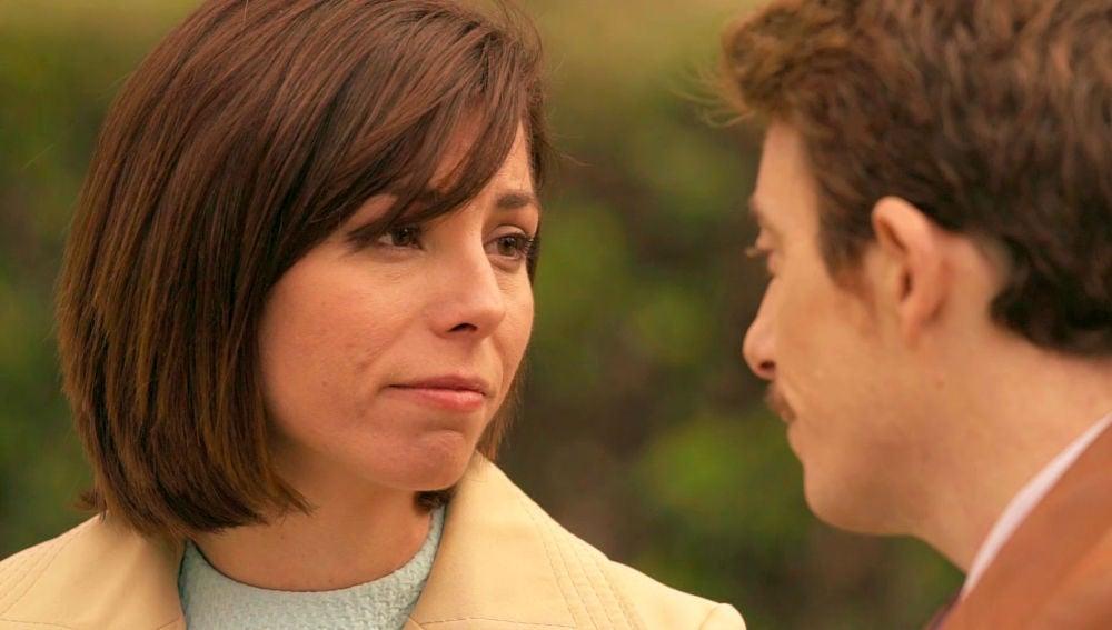 Raquel renuncia a su futuro con Diego Durán