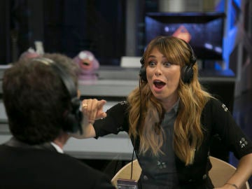 ¿Qué tal se comunican Pablo Motos y Blanca Suárez sin poder oírse?