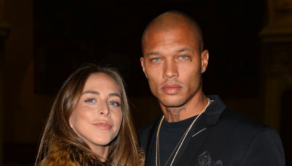Chloe Green y Jeremy Meeks
