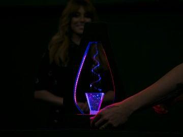 Marron sorprende a Blanca Suárez con una fuente de agua mágica