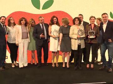 """Atresmedia premia a los mejores """"coles activos"""""""