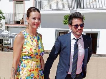 Lola Escobedo y David de María