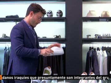 Un refugiado sirio cumple su sueño: abrir su propia tienda en Francia