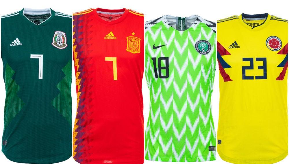 nueva camiseta marruecos 2018