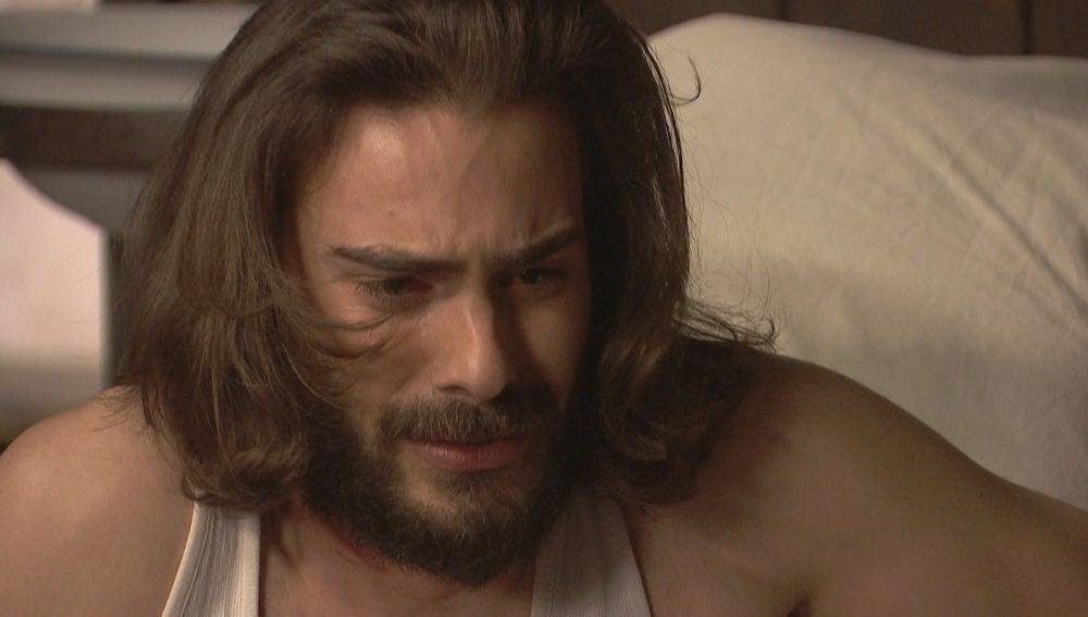 """Isaac, en shock: """"Soy un asesino, le he matado"""""""