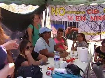 Vecinos de Motril se unen para paralizar las obras de un CIE