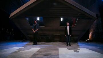 Pablo Motos y David Broncano se enfrentan a la alucinante prueba de la casa de Buster Keaton en 'El Hormiguero 3.0'