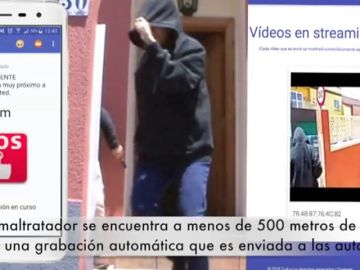 Una aplicación de móvil controla que el maltratador no se acerque a su víctima
