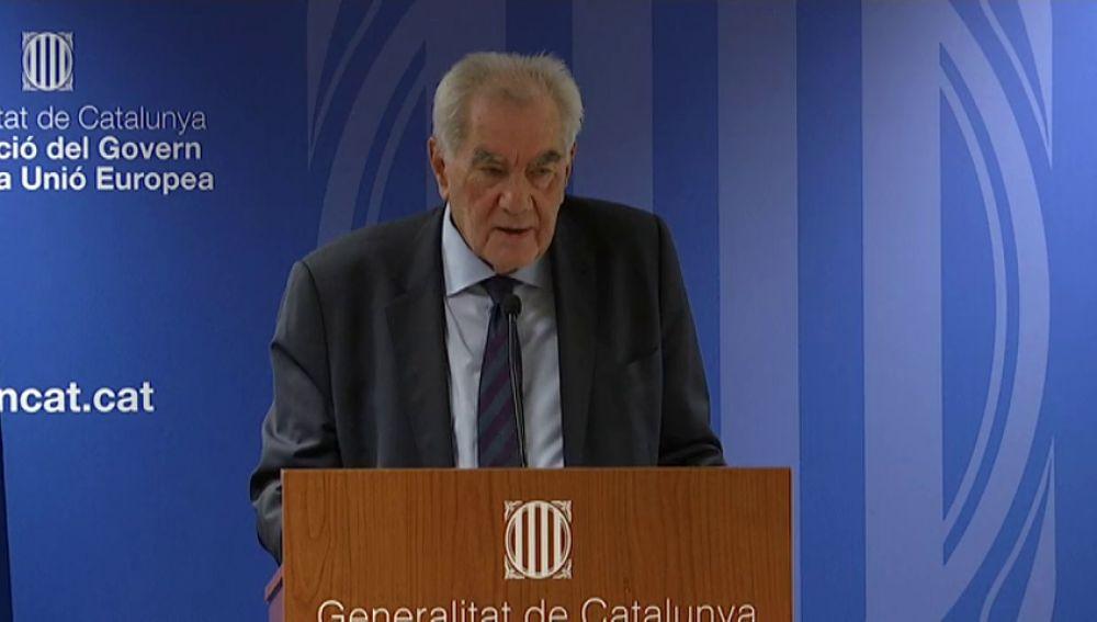 El Gobierno catalán anuncia que reabrirá de forma inminente cinco delegaciones internacionales y potenciará la de Bruselas
