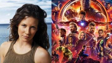 Evangeline Lilly forma parte de 'Vengadores 4'