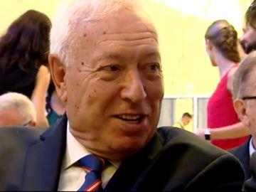 José Manuel García Margallo recoge avales para presentarse como candidato a presidir el PP