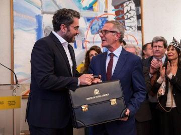 José Guirao sustituye a Màxim Huerta como ministro de Cultura