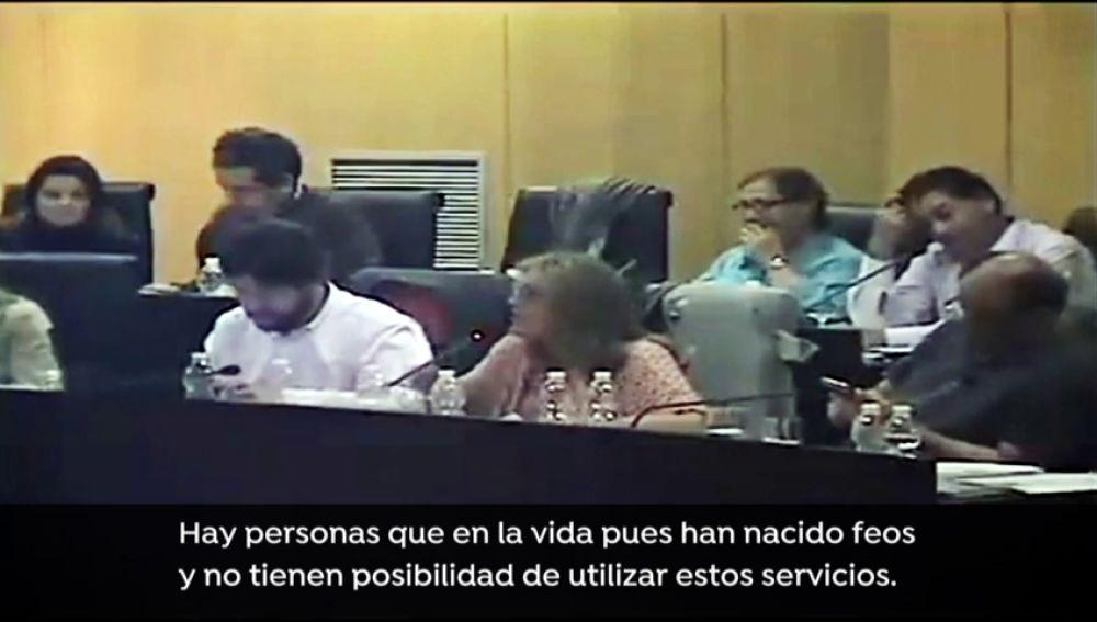 El Comité de Personas con Discapacidad pide que se reprenda a la concejal de Pinto