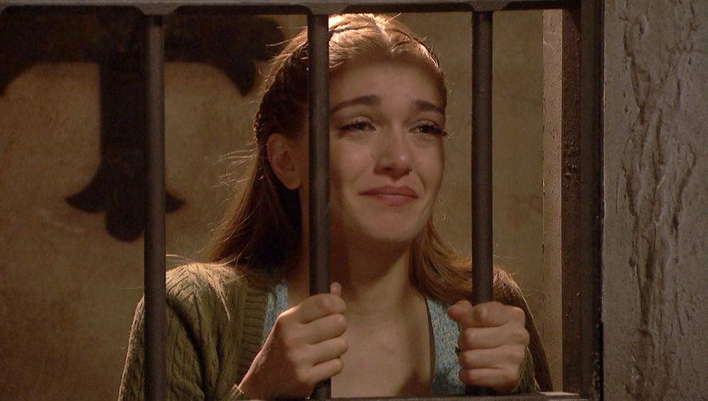 La dura despedida que separará a Julieta y Saúl para siempre
