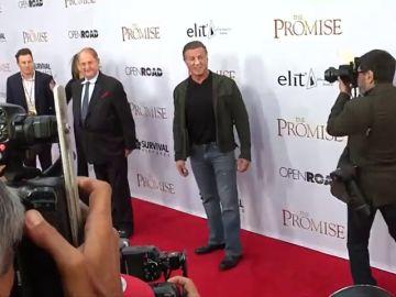 La Fiscalía de Los Ángeles revisa un presunto caso de abuso sexual contra el actor Sylvester Stallone