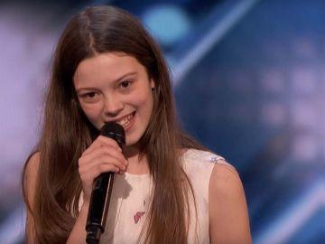 Courtney Hadwin en 'America's Got Talent'