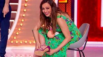 El insólito 'Record Guinness' que tiene Eva González con sus pies
