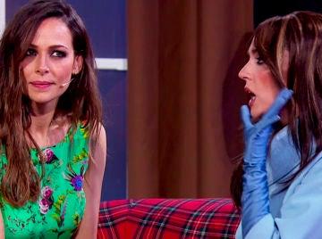'Melania Trump' intenta convencer a Eva González de convertirse en la Primera Dama de Estados Unidos