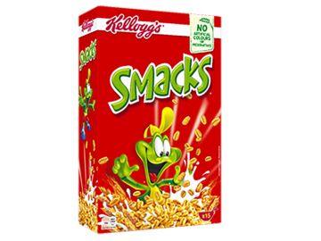 Caja de cereales de Smacks