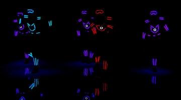 'Saturnalia Show' iluminan el plató de 'La noche de Rober' con su gran espectáculo