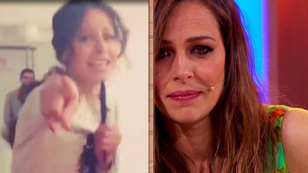 Eva González demuestra su talento como cantante en 'La noche de Rober'