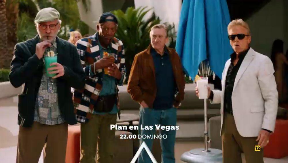 El Peliculón emite 'Plan en Las Vegas'