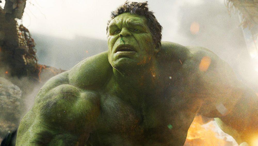 El Hulk de Bruce Banner