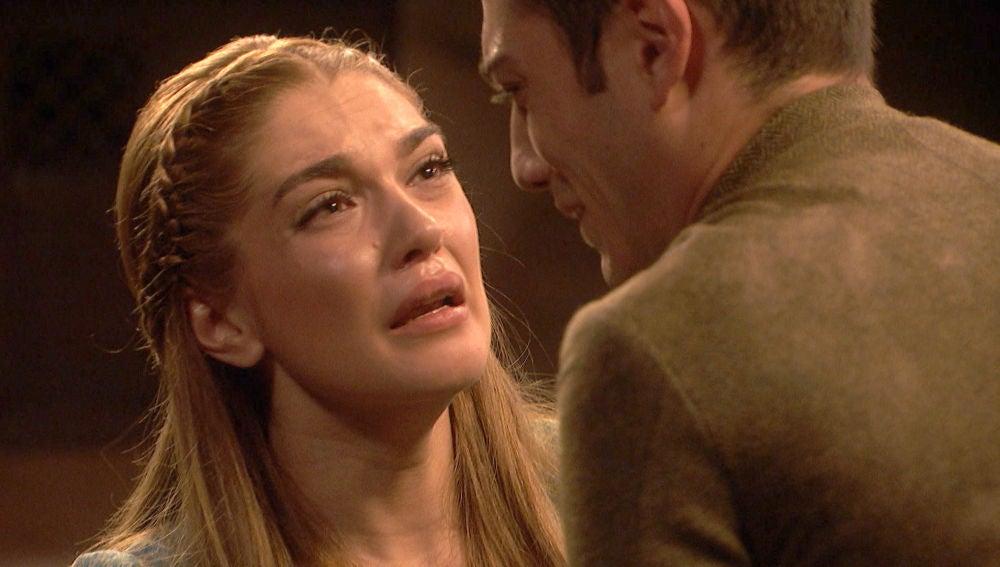 Julieta recibe la peor noticia de su vida a manos de Prudencio