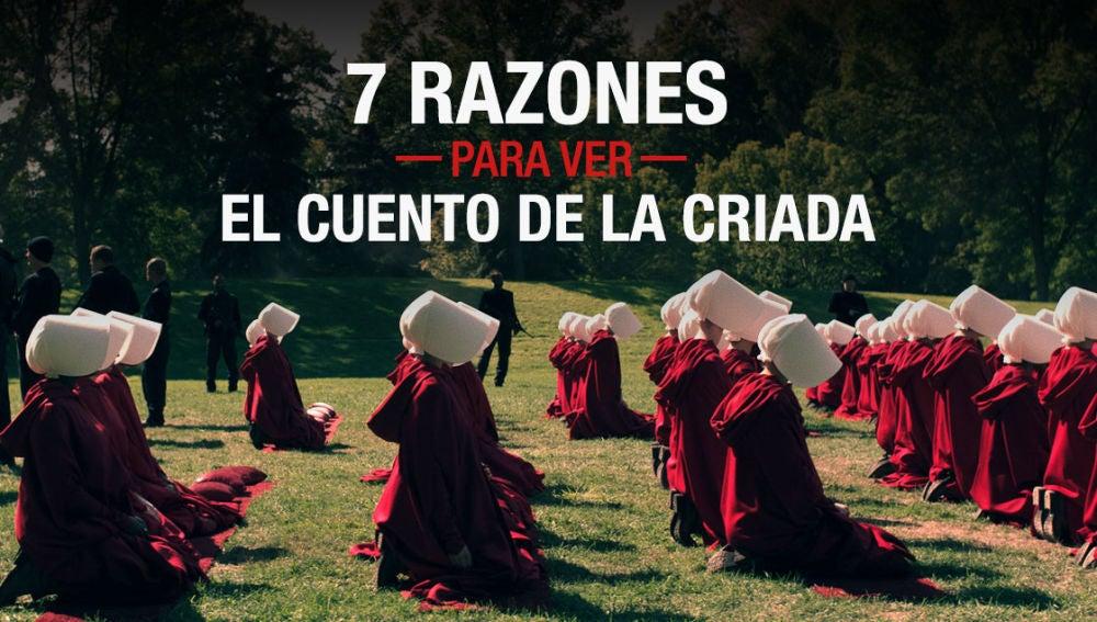 Las 7 razones para no perderte 'El cuento de la criada' en Antena 3