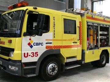 Camión de bomberos de Cádiz