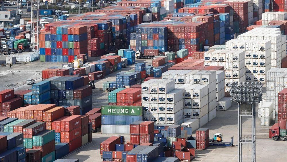 Imagen de carga de camiones