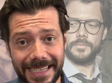 Álvaro Morte destapa los impactantes finales de El Profesor que no se vieron en 'La casa de papel'