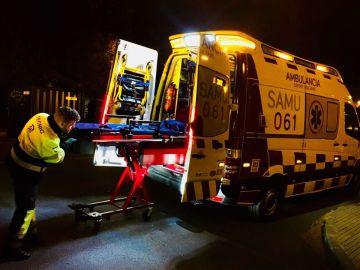 Ambulancia Islas Baleares