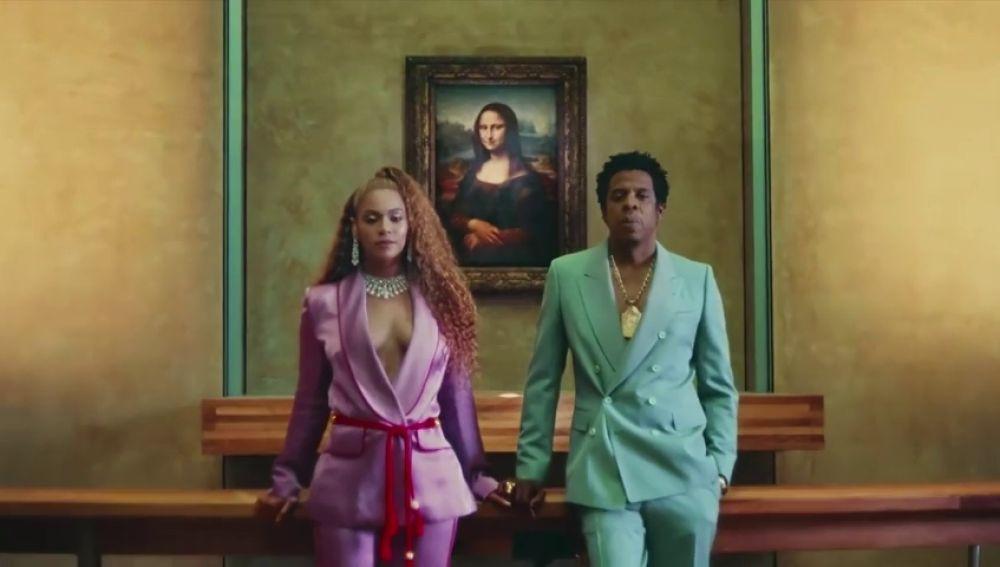 Beyoncé y Jay-Z sorprenden con su primer disco juntos y el vídeoclip del sencillo 'Apeshit'