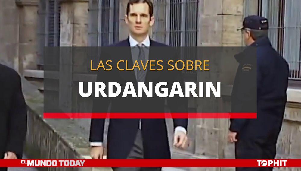 Las claves sobre Urdangarín