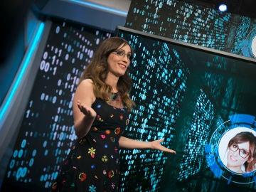 Ana Morgade enseña en 'El Hormiguero 3.0' vídeos que se pueden hacer con bebés